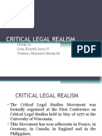 Critical Legal Realism