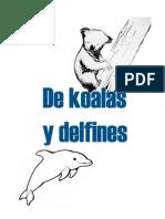 De koalas y delfines