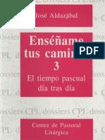 Aldazabal Jose El Tiempo Pascual