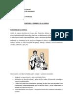 Funciones y Dinamica de La Familia
