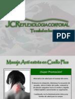 Jcreflexologia Corporal - Pqts Cuello- Reductivo-msj Completo Sept 2012