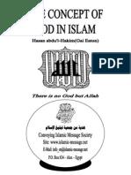 en the concept of god in islam