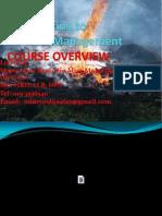 PPT 1 Disaster Management