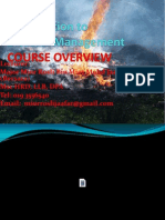 PPT 1 Disaster Management