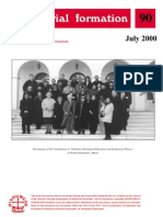 Ministerial Formation 90, July 2000
