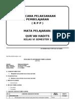 Qur'an Hadits 6