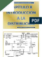 CAP 8 INTRODUCCIÓN A LA DISTRIBUCION 2012-2013