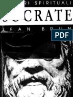 Jean Brun-Socrate (Maestrii Spiritului)-Humanitas (1996)