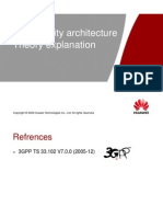 3G Security Architecture_Theory Explanation