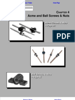 Acme Ball Screws