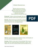 St. Patrick Lesson