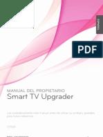 St600 LG Smart Tv Configuracion WIFI