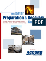 Disaster Planning Recovery Guide Web