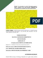 Derecho Preferencia Carrera Admin