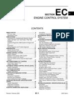 Manual Sistema de Control Xterra