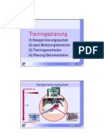 IMSB_TrainingsplanungII