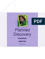 planned discovery without video presentation