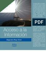 Acceso Informacion Rojo Vivot