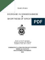 Student Module Emergency & Troumatology 2012