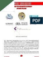 regolamento cover reloaded 2013
