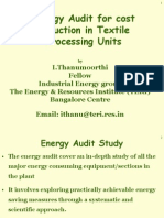 11EnergyAuditsforCostReductioninTextileProcessingIT (1).ppt