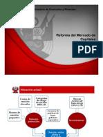 Peru Mef Reforma Mercado Capitales