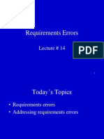 Requirement Enginering  Software Requirement Tutorial 14