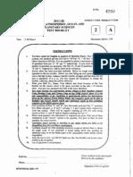 CSIR NET EXAMINATION EARTH SCIENCES DECEMBER 2012.pdf