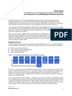 Altera Crest Factor Reduction for OFDM-Based Wireless Systems