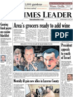 Times Leader 03-23-2013