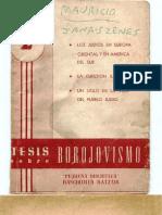 Tesis de Borojovismo-Tesis 2