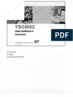 TSCM62 2 Order Fulfillment II
