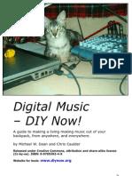 DigitalMusicDIYNow eBook CreativeCommons