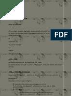 Contrat de Partenariat Associations