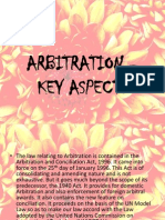 Final Arbitration Presentation