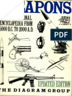 Weapons - An International Encyclopedia From 5000 BC to 2000 AD - The Diagram Group