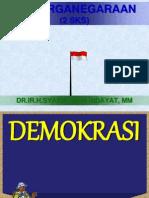 Bab Vi Demokrasi Syarif