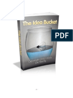 Business Ideas Singapore Idea Bucket