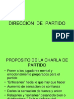Direccion de Partido