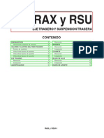 Seccion Rax y Rsu