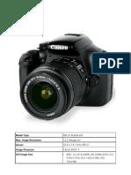Canon Eos 1100d vs Nikon d5100