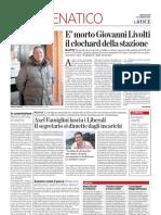 13.3.2013, 'La Mostra. Romagna Liberty', La Voce Di Romagna