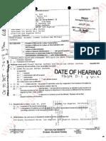 Mrs Jackson Court Petition-PROBATE