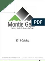 2013 Montie Gear Catalog_REV 01