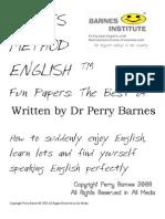 Barnes Method English