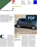 """NOVO RENAULT CLIO TCe 90 NO """"PÚBLICO"""""""