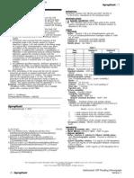Aprepitant USP Monograph