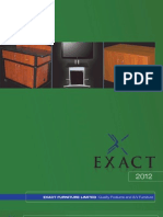 Exact Furniture Catalogue 2012