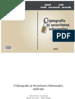 Criptografie Si Securitatea Informatiei. Aplicatii. 03.05.2012