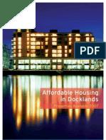 Affordable Housing in Dublin Docklands